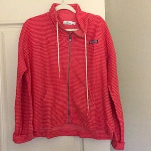 Vineyard Vines Zippered Sweatshirt